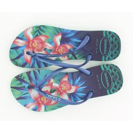 Slim Tropical Dames Strandslipper2