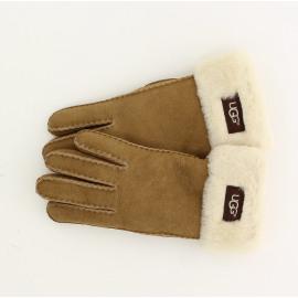 Classic Turn Cuff Glove Dames Handschoen