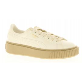 Basket Platform Patent Wn's Dames Sneaker Lowcut