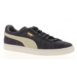 Suede Classic+ Heren Sneaker Lowcut