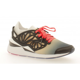 SW Pearl Cage Fade Dames Sneaker Lowcut