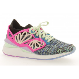 SW Pearl Cage Graphic Dames Sneaker Lowcut