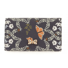Kyoto Gardens Bow Evening Bag Dames Enveloppe Tas