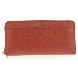Pocket Zip Around Continental Dames Porte-Monnaie Rits Rondom