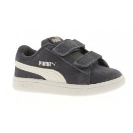 Puma Smash V2 SD V Inf Jongens Sneaker Lowcut