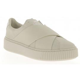 Platform X Wn's Dames Sneaker Lowcut