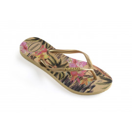 Slim Tropical Dames Strandslipper2