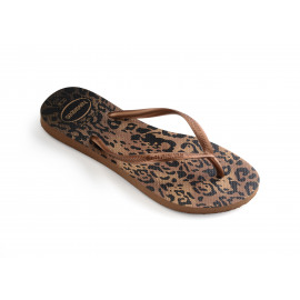 Slim Animals Dames Strandslipper2