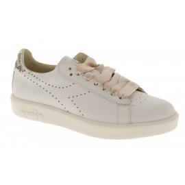 Game W Pearls Dames Sneaker Lowcut
