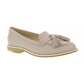 149ccb8bb51 Cuoio 74A Circle Frangia Nappine Dames Loafer & Mocassin · Tods