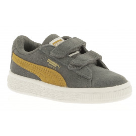 Suede Classic V Inf Jongens Sneaker Lowcut