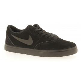 SB Check Suede GS Jongens Sneaker Lowcut