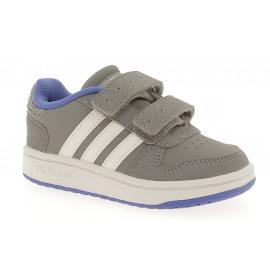 Hoops 2.0 CMF I Jongens Sneaker Lowcut