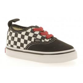 TD Authentic Elastic Jongens Sneaker Lowcut