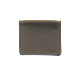 Square Coin Case Heren Beurs