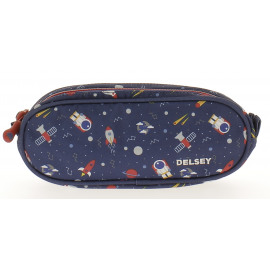 2 Cpt Pencil case Kinder Pennenzak
