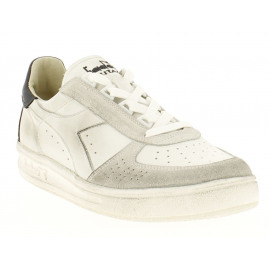 B.Elite H Leather Dirty Sneaker Lowcut