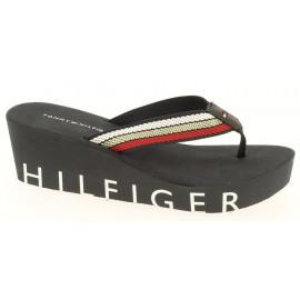 Iconic Wedge Beach Sandal Dames Strandslipper2