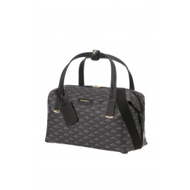 Beauty Case black Print Dames Beautycase