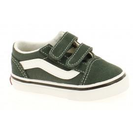 Old Skool V Jongens Sneaker Lowcut