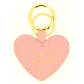Key To My Heart Dames Sleutelhanger