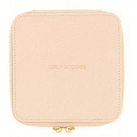 Square Girly Goods Dames Juwelenopbergkoffer Gemengd