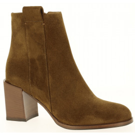 B3653 | Dames Enkelboots en -bottien