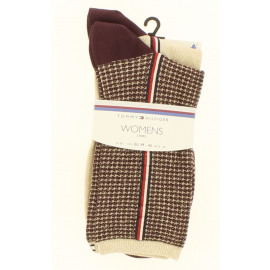 Houndstooth 2P Dames Kuitsok