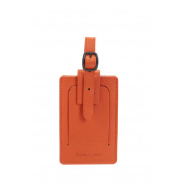 ID Leather Luggage Tag Kofferlabel