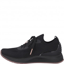 Woms Lace-up Dames Sneaker Lowcut