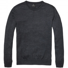 Classic merino pullover