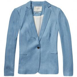 Tailored tencel blazer