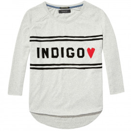 Indigo Artwork sweater
