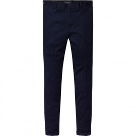 Tailored slim fit chino
