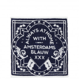 Ams Blauw hand towel