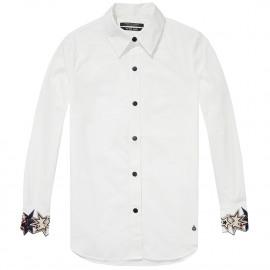 Star cuff shirt