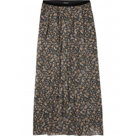 Maxi skirt in various dessins