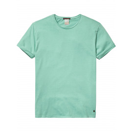 ROLL-UP SLEEVED TEE