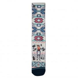 Socks aztec