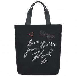 K/Paris Canvas Bag