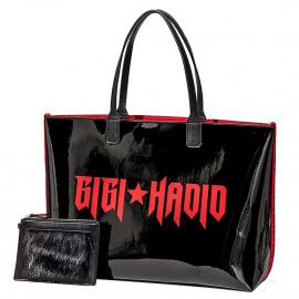 Gigi Hadid Tote Mohair