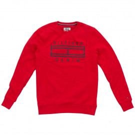 Outline sweater