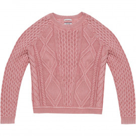 Wash pullover