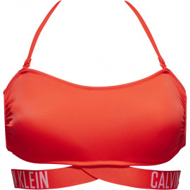 Bandeau bikini top - Intense Power