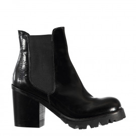 Olby Leather Boots