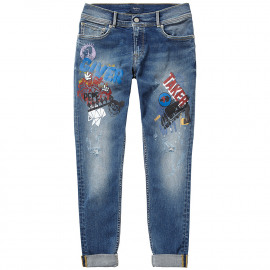 Joey cartoon jeans