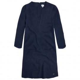 Gia linen dress