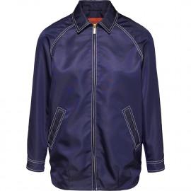 Oversized Harrington Jacket