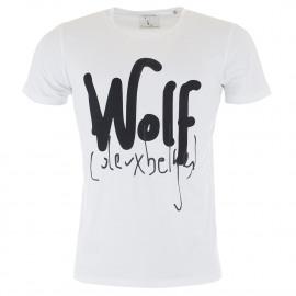 T-shirt Men Wolf