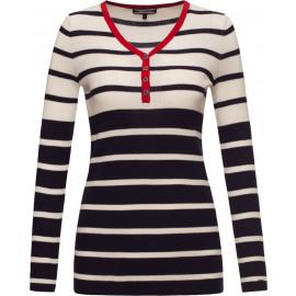 Jaclyn striped jumper